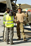Prince Harry gave a camera crew a tour of Camp Bastion in September.