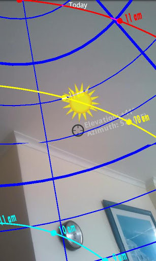 Sun Seeker: 3D Augmented Reality Viewer