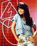 Kelly Kapowski's floral jeans look was completely spot-on. You can't deny the power of printed denim, which continues to be a huge trend for 2013.  Source: Tumblr user thelaughingpolicemansdaughter