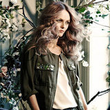 Vanessa Paradis Fronts H&M's Conscious Spring '13 Campaign