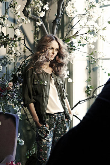 Vanessa Paradis For H&amp;M Conscious Collection