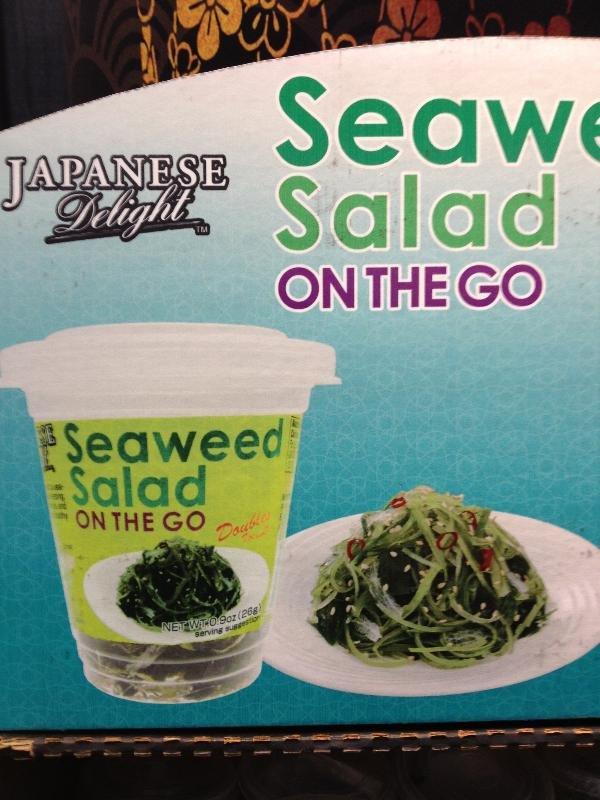 Instant Seaweed