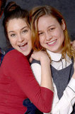 Shailene Woodley and Brie Larson, the girls of The Spectacular Now, showed off their fun sides as they took pictures.
