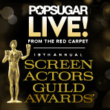 Join Us LIVE! From the Screen Actors Guild Awards Red Carpet This Sunday!