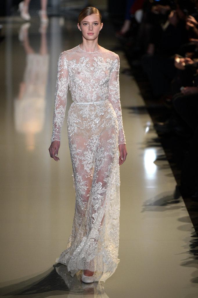 Elie Saab Couture Spring 2013