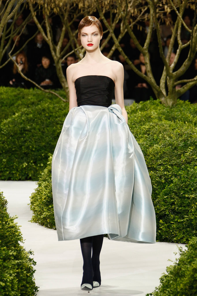 Christian Dior Couture Spring 2013