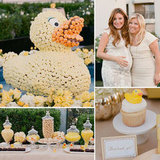 A Sweet (Really Sweet!) Gender-Reveal Baby Shower For DC Cupcakes' Katherine Kallinis Berman