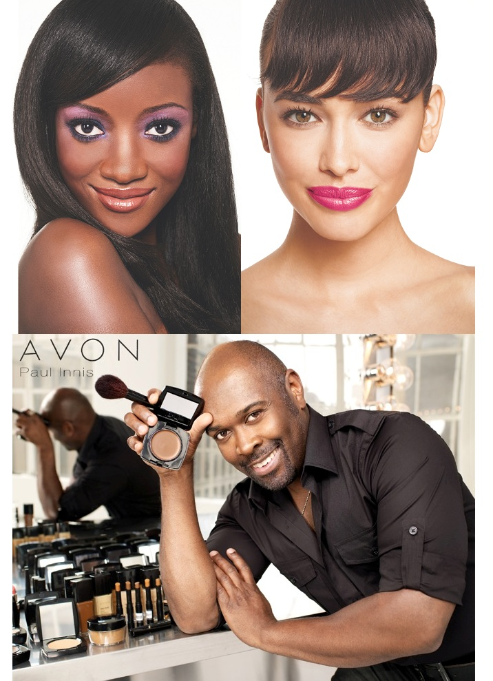 Avon's Makeup Artist, Paul Innis Gets Us NYFW Ready