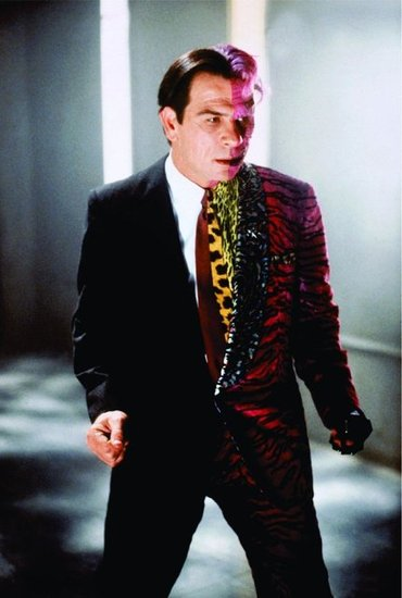 Tommy Lee Jones, Batman Forever