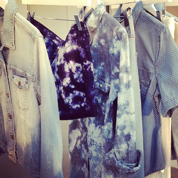 Gap's take on tie-dye denim — love it or leave it?