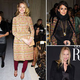 Uma, Miroslava, and Natalia Lead the Latest Front-Row Pack