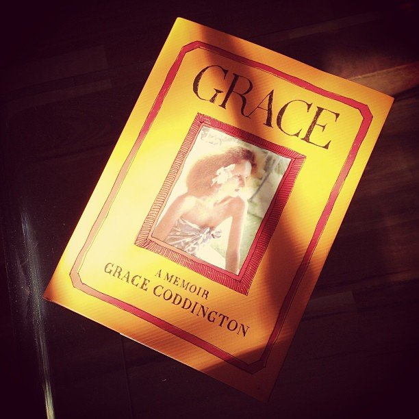 Ali disappeared for 24 hours after the arrival of her copy of Grace Coddington's memoir — who can blame her, it's totally excellent.