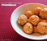 Peanut Butter Wonderful Powerballs