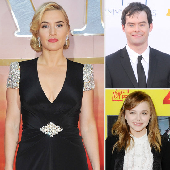 Kate Winslet Eyes a Role in Divergent and the Week's Other Big Casting News