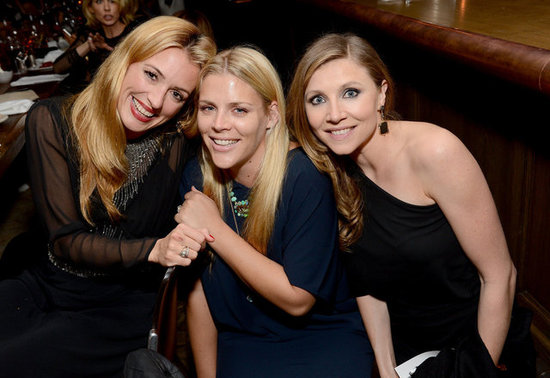 Busy Philipps chatted with Cat Deeley and Sarah Chalke at the Elle Women in TV event.