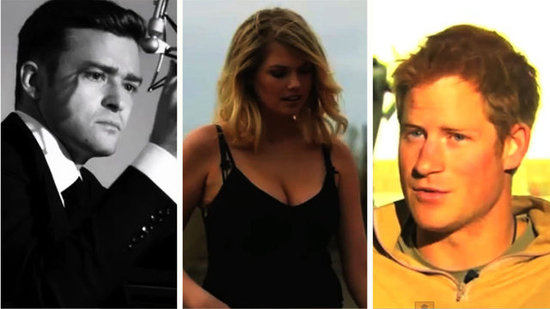 "Video: JT's ""Suit & Tie,"" Kate Upton's Sexy Suds, and More Viral Vids!"