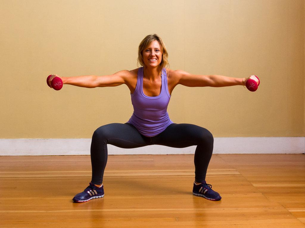 Inner Thigh Lift Exercises