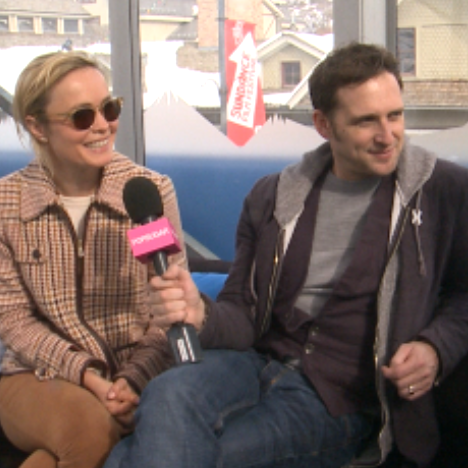 Radha Mitchell and Josh Lucas on Big Sur at Sundance (Video)