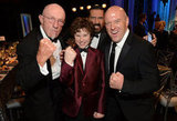 Nolan Gould and Dean Norris