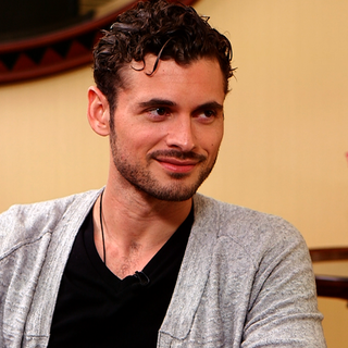 Adan Canto of The Following Interview (Video)