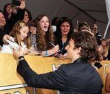 Female fans were excited to see Bradley Cooper at January's SAG Awards.