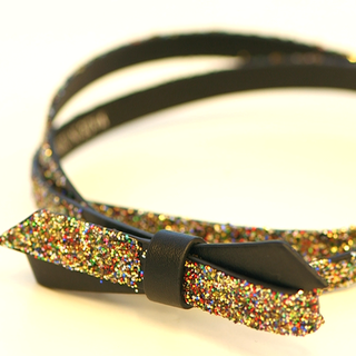 Watch How-To DIY a Miu Miu Inspired Glitter Belt