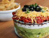Lightened-Up 7-Layer Dip