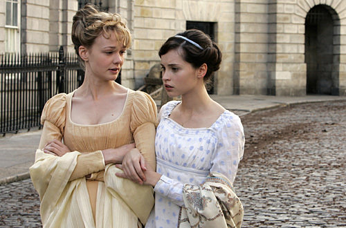 """Where the heart is really attached, I know very well how little one can be pleased with the attention of anybody else. Everything is so insipid, so uninteresting, that does not relate to the beloved object!"" — Isabella Thorpe, Northanger Abbey Source: PBS"