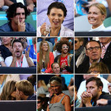 Check Out the Courtside Celebrities Who Watched the Australian Open