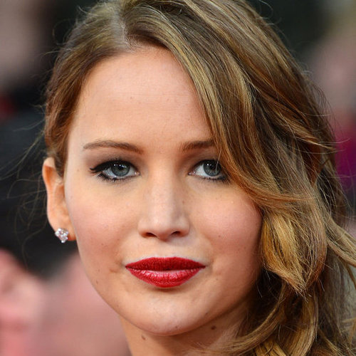Pictures of Jennifer Lawrence at the SAG Awards