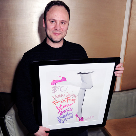 Nicholas Kirkwood Wins BFC/Vogue Fashion Fund 2013