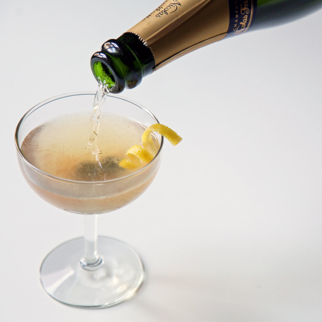 Honeyed French 75