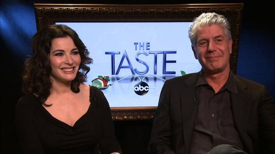 Get a Taste of Anthony Bourdain on His New ABC Show!
