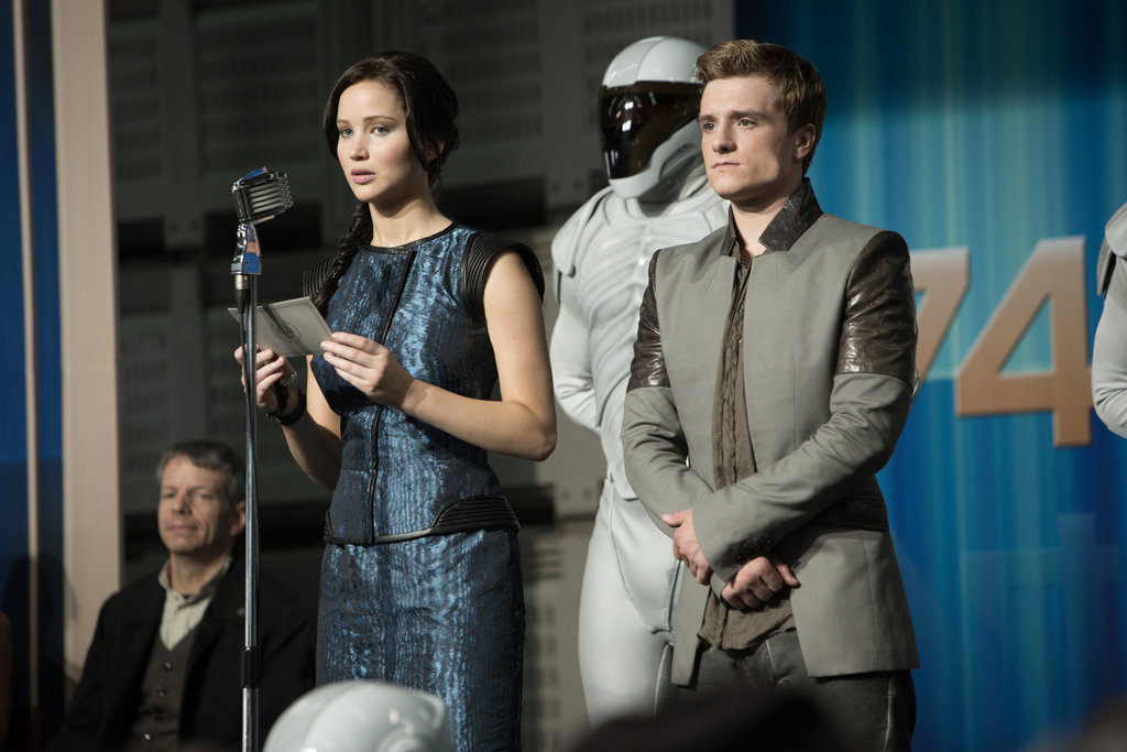 Biggest Tease: Catching Fire Pictures