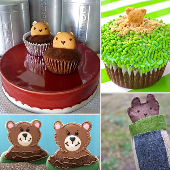 Shadow or Not, the Sweetest Treats For Groundhog Day