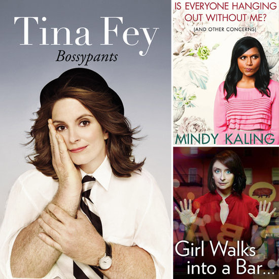 Amy Poehler Signs a Book Deal! 18 Memoirs to Tide You Over 'Til It's Out