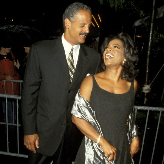 Birthday Girl Oprah's Sweetest Moments With Stedman Over the Years