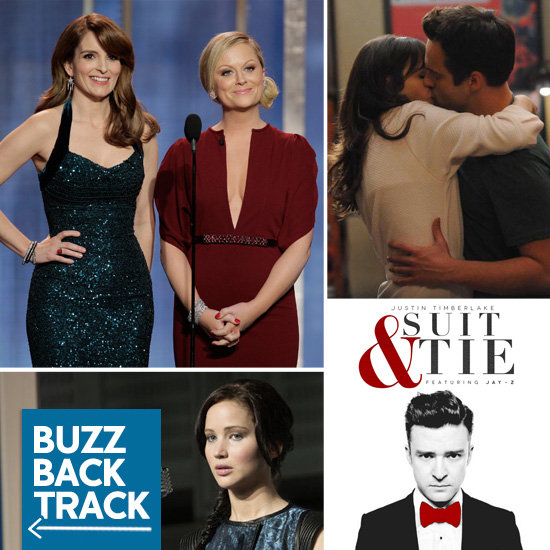 Buzz Backtrack: The Best and Worst of January Entertainment