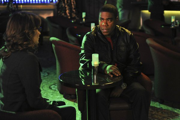 Tracy Morgan on 30 Rock.