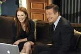 Julianne Moore and Alec Baldwin on 30 Rock.