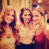 Lauren Conrad attended the Design for a Cure Gala.  Source: Instagram user laurenconrad