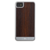 The Rosewood BlackBerry Z10 Case ($80) is inspired by a classic cars aesthetic with its dark wood and aluminum tones.