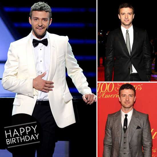 Justin Timberlake's Sexiest Suit-and-Tie Moments