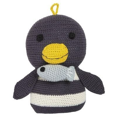Franck & Fischer Musical Penguin Toy