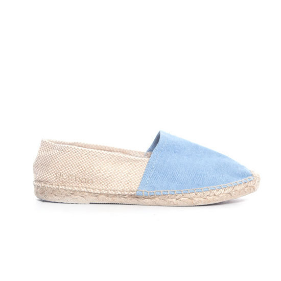 Nothing says day at the beach like a chambray espadrille! I'll miss these puppies for their comfort, ease of wear and ability to bring an entire beach outfit together. Yes, I have beach outfits. — Alison, BellaSugar editor  Espadrilles, $49, Gorman