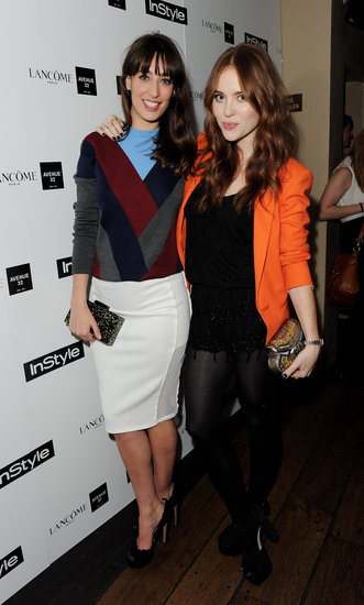Laura Jackson and Angela Scanlon