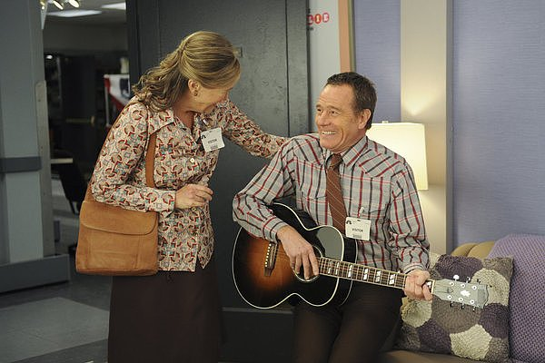 Bryan Cranston and Catherine O'Hara
