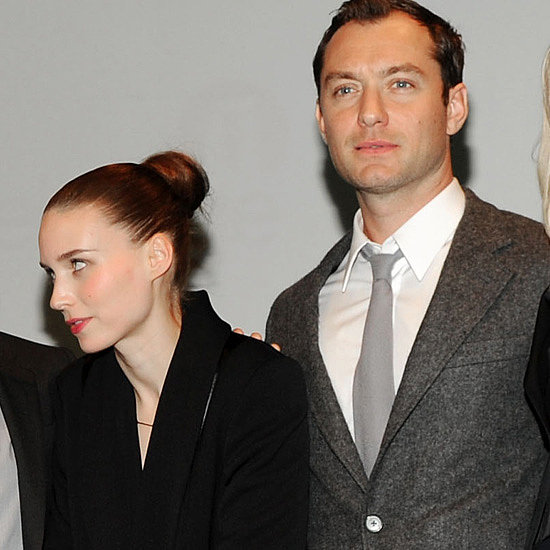 Celebrity Pics: Rooney Mara & Jude Law Side Effects Premiere