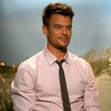 Josh Duhamel Interview on Safe Haven (Video)