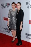 Sisters Rooney Mara and Kate Mara worked the red carpet together.
